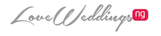 Love wedding NG Logo